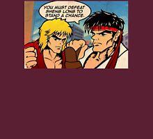 Street Fighter II Pop Art Ryu Ken Comic Shenglong Unisex T-Shirt
