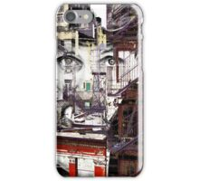 The man, his town, his life iPhone Case/Skin
