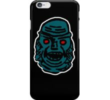 Sharpie Monster iPhone Case/Skin