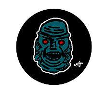 Sharpie Monster Photographic Print