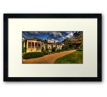 Nooroo - Mount Wilson - Blue Mountains - HDR Panoramic 25 Shots - The HDR Experience Framed Print