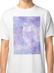Angel Rising - Flowing Watercolor Classic T-Shirt