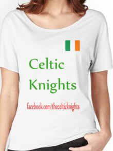Celtic Knights T-shirt Women's Relaxed Fit T-Shirt