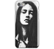 I never said I  was a good girl iPhone Case/Skin