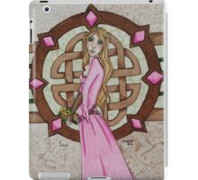 Elaine iPad Case/Skin