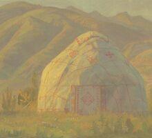 Yurt by v0ff