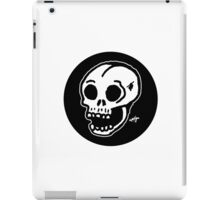 Sharpie Skull by zombieCraig iPad Case/Skin