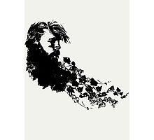 Vine Beard Photographic Print