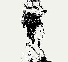 Ship Hat by Sarah Rose