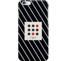 21p stripes inverted iPhone Case/Skin