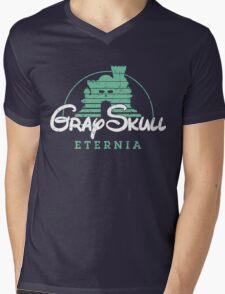 The Magical World of Eternia Mens V-Neck T-Shirt
