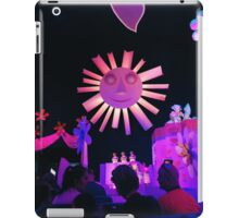 There is just one Moon & One golden Sun iPad Case/Skin