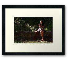 Anya Gil, no. 2 Framed Print