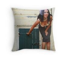 Anya Gil, no. 3 Throw Pillow