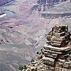 Rocks of Grand Canyon by LudaNayvelt