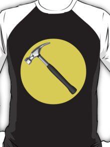 captain hammer symbol T-Shirt