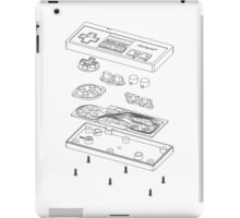 NES: Just the Guts iPad Case/Skin