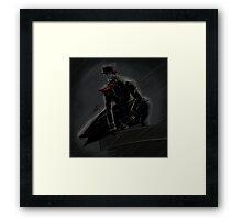 Spider-Man 1880 Framed Print