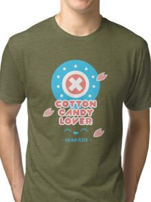 Tony Tony Chopper's favorite food ! Tri-blend T-Shirt