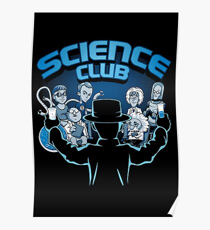 Science Club Poster