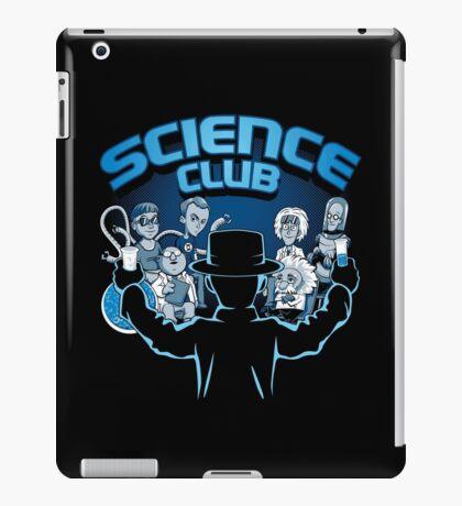 Science Club iPad Case/Skin