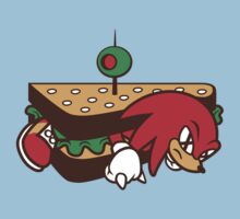 KNUCKLES SANDWICH Kids Tee