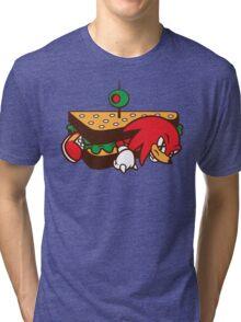KNUCKLES SANDWICH Tri-blend T-Shirt