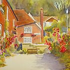 Upper Church Hill - Hythe - Kent by Beatrice Cloake Pasquier
