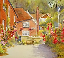 Upper Church Hill - Hythe - Kent by Beatrice Cloake