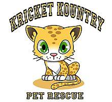 Kricket Kountry Pet Rescue Photographic Print