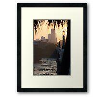 Columbia Awakens Framed Print