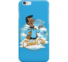 Welcome to Cloud City iPhone Case/Skin