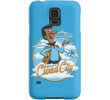 Welcome to Cloud City Samsung Galaxy Case/Skin