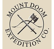 Mount Doom Expedition Co. Photographic Print