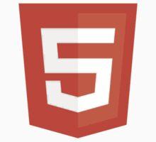 HTML5 Logo by mhensley