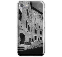 Roman street iPhone Case/Skin
