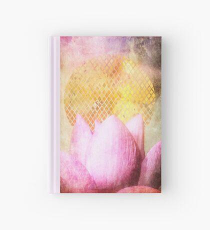 Lotus Sun Hardcover Journal