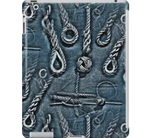 Sailor Knots iPad Case/Skin