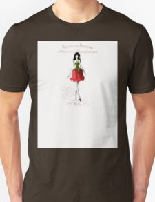 Lady in Red (Rose) T-Shirt