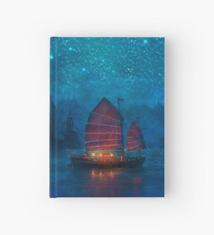 Our Secret Harbor Hardcover Journal