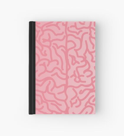 Human Anatomy - Brain Hardcover Journal
