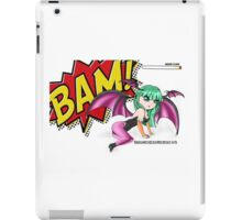 Danger! Morrigan Aensland iPad Case/Skin