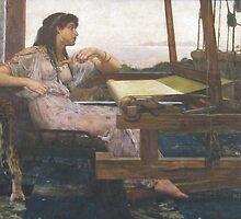 Girl on a loom- dawn oconnor - photography - photo - art for sale - by Dawn OConnor