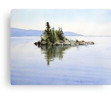 Caron Island Canvas Print