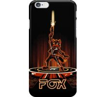 FOXTRON iPhone Case/Skin