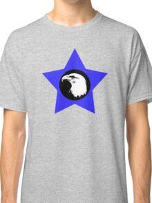 Bald Eagle (White) T-Shirt Classic T-Shirt