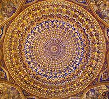 Oriental Art by mohsensa