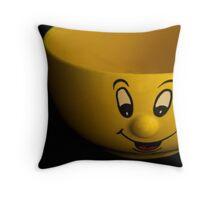 Breakfast Bowl Throw Pillow
