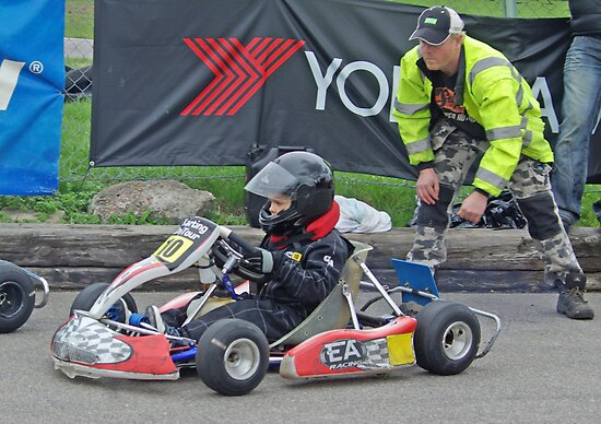 Karting 4 kids by Paola Svensson