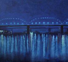"""Blue River"" by brianaelizabeth"